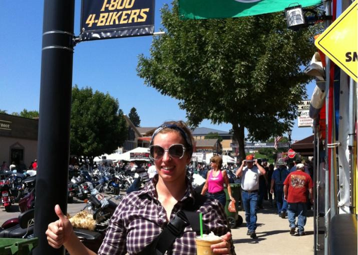 Starbucks Around the World: Sturgis,SD