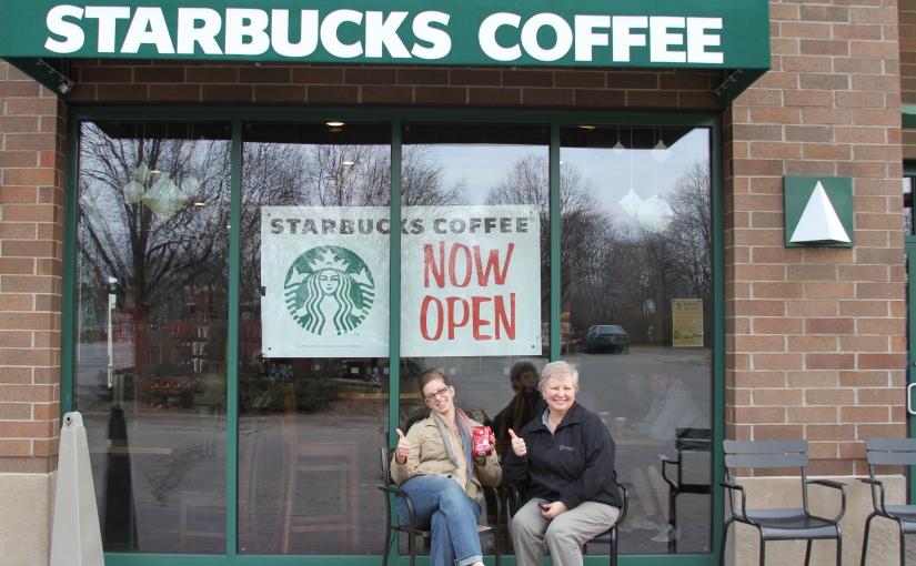 Starbucks Around the World: Crystal Lake,IL