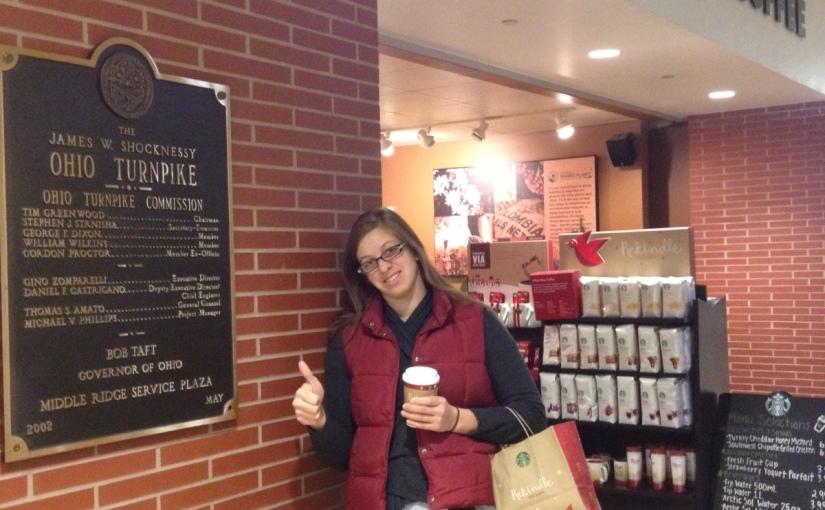 Starbucks Around the World: Middle Ridge,OH