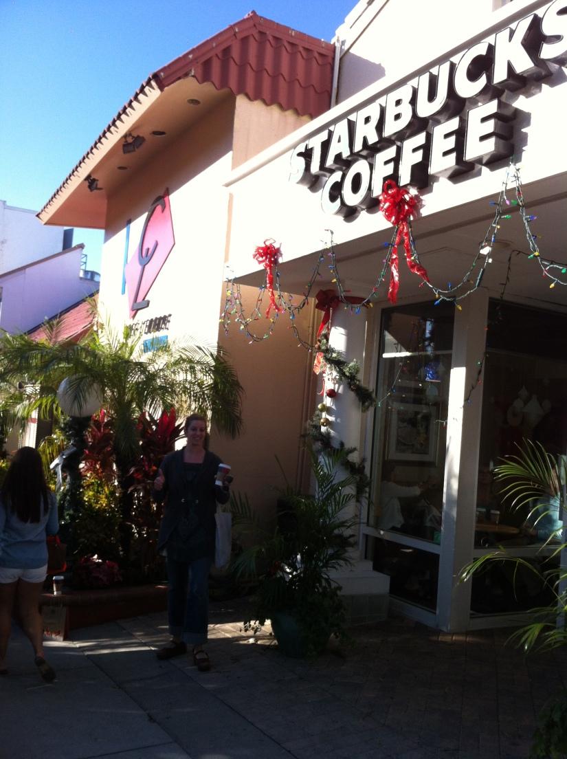 Starbucks Around the World: St. Armand's Circle,FL