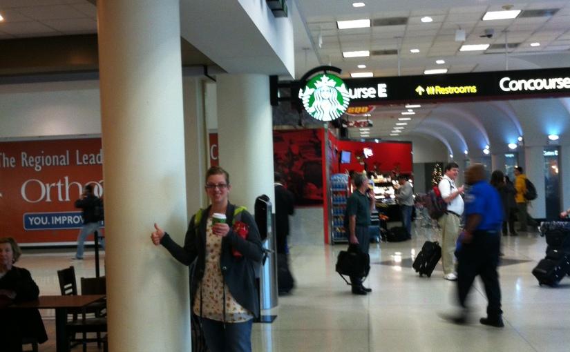 Starbucks Around the World: Charlotte,NC