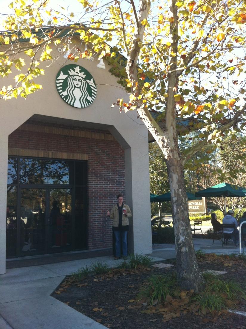 Starbucks Around the World: Gainsville,FL