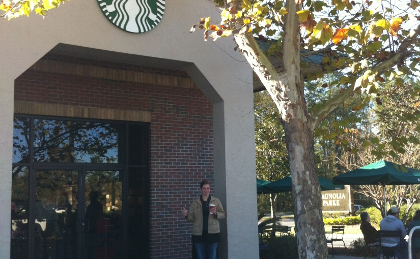 Starbucks Around the World: Gainsville, FL