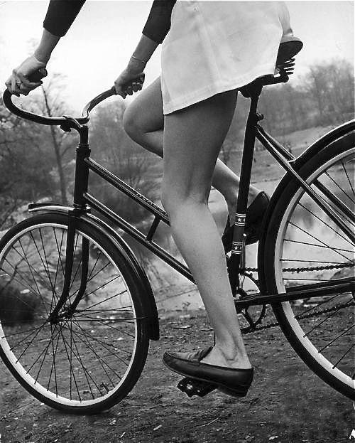 Ballerina on Wheels!