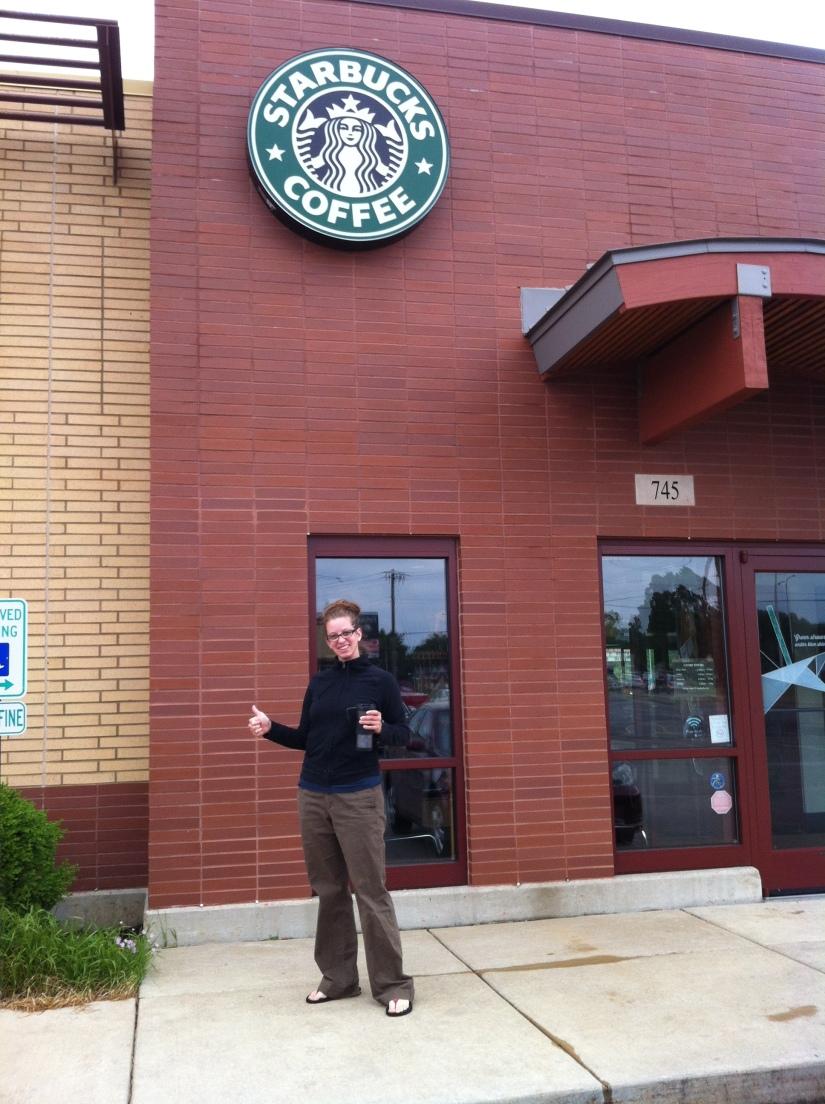Starbucks Around the World: Springfield,IL