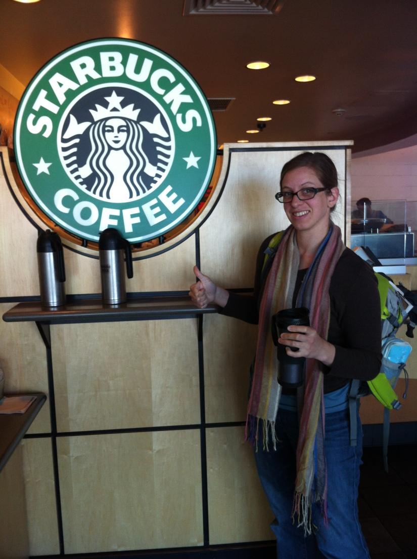 Starbucks Around the World: Denver,CO