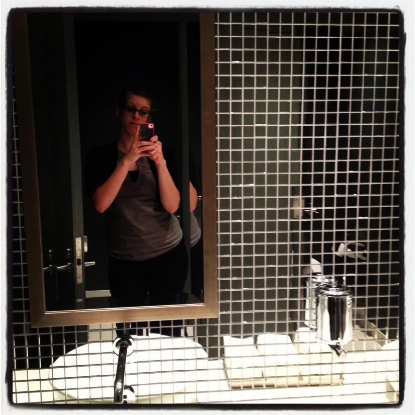 The Fanciest Bathroom I've EverSeen