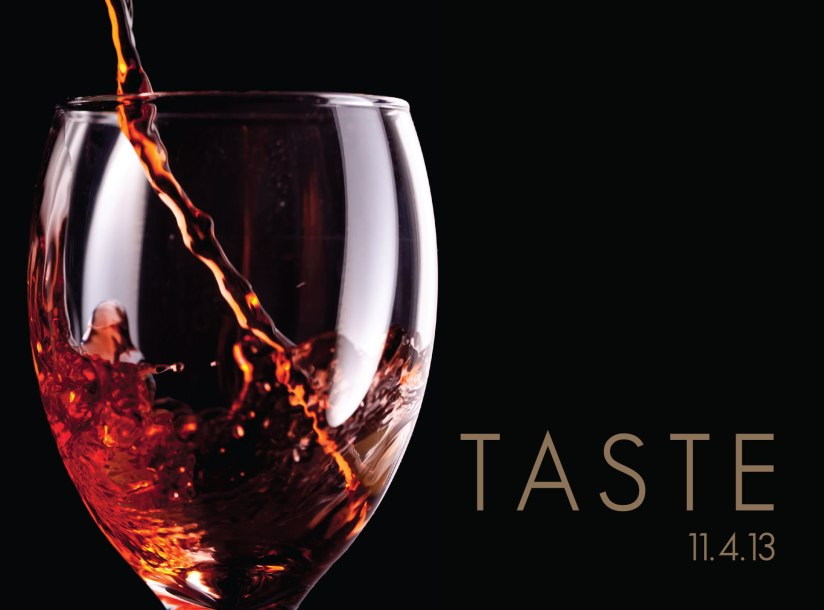 High Art and Haute Cuisine at TASTE, a benefit for HSDC