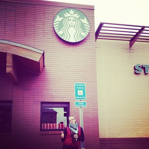 Starbucks Around the World: Somewhere outside Atlanta,GA
