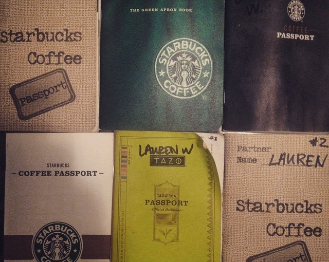 You can tear these coffee passports from my cold, dead hands.