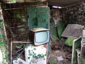 This is not my TV | photo courtesy of ceridwen