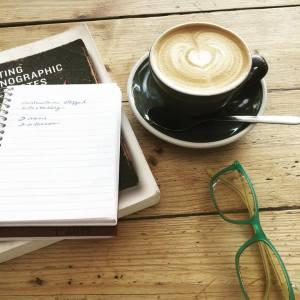 Coffee art is abundant in Dublin.