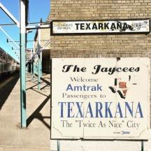 Favorite stop in Texarkana on the AR/TX border
